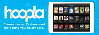 Hoopla- Movies, TV Shows, Music, eBooks, Audiobooks, Graphic Novels & Comics